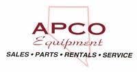 APCO Equipment company logo