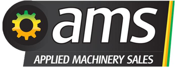 Applied Machinery Sales (AMS) company logo