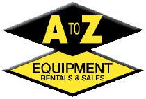 A to Z Equipment Rentals & Sales company logo