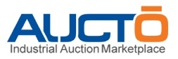 AUCTO Industrial Auction Marketplace company logo