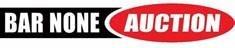 Bar None Auction company logo