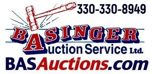 Basinger Auction Service Ltd. company logo