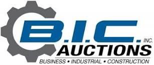 B.I.C. Auctions company logo