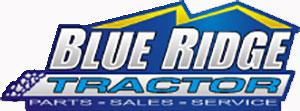 Blue Ridge Tractor company logo