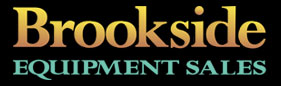 Brookside Equipment Sales company logo