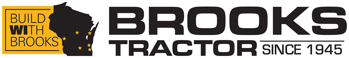 Brooks Tractor company logo