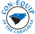 Con-Equip of the Carolinas company logo