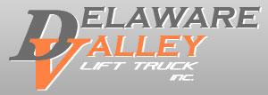 Delaware Valley Lift Truck company logo