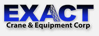 Exact Crane & Equipment Corp  company logo