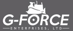 G. Force Enterprises company logo