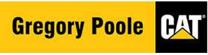 Gregory Poole CAT company logo