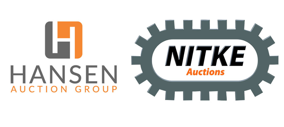 Hansen Auction Group & Nitke Auctions company logo