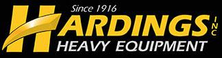 Hardings Heavy Equipment company logo