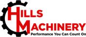 Hills Machinery company logo