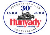 Hunyady Auction Company company logo