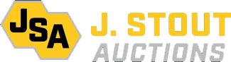 J. Stout Auctions company logo