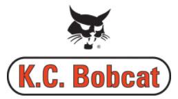 K.C. Bobcat company logo