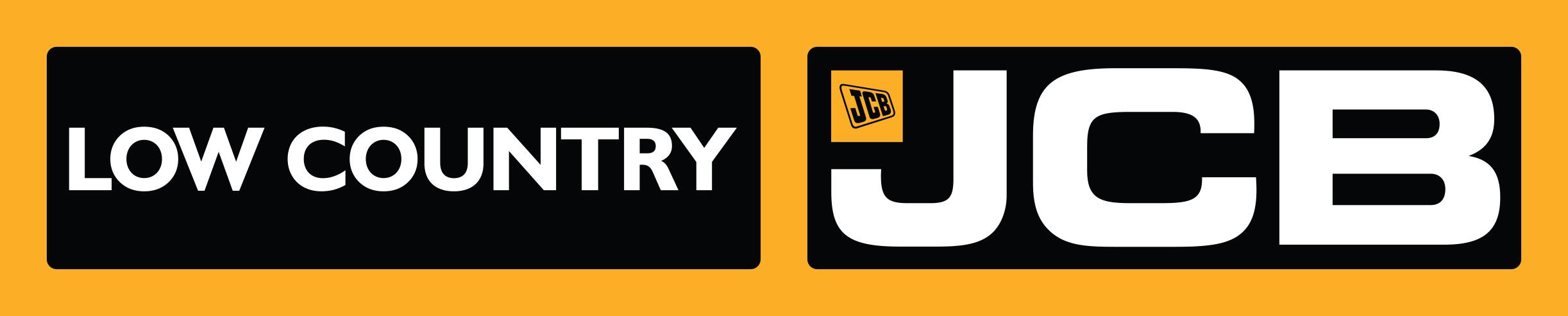 Low Country JCB company logo