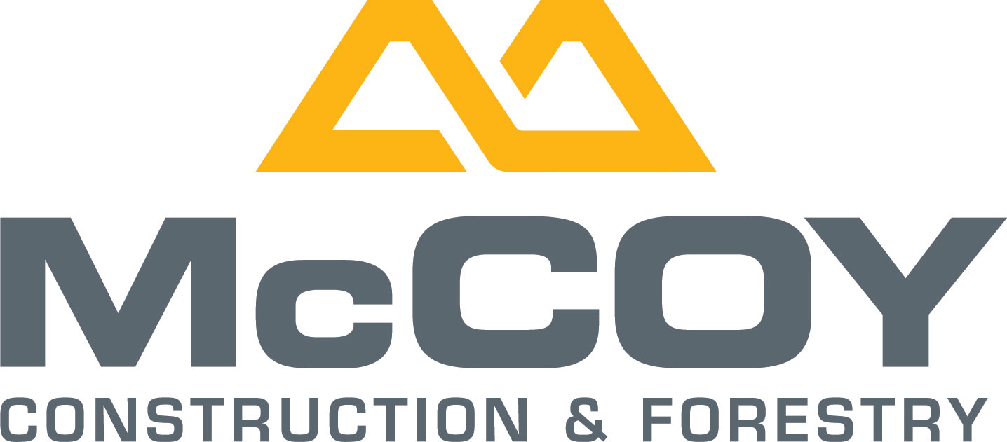 McCoy Construction & Forestry company logo