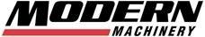 Modern Machinery company logo