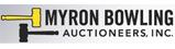 Myron Bowling Auctioneers company logo