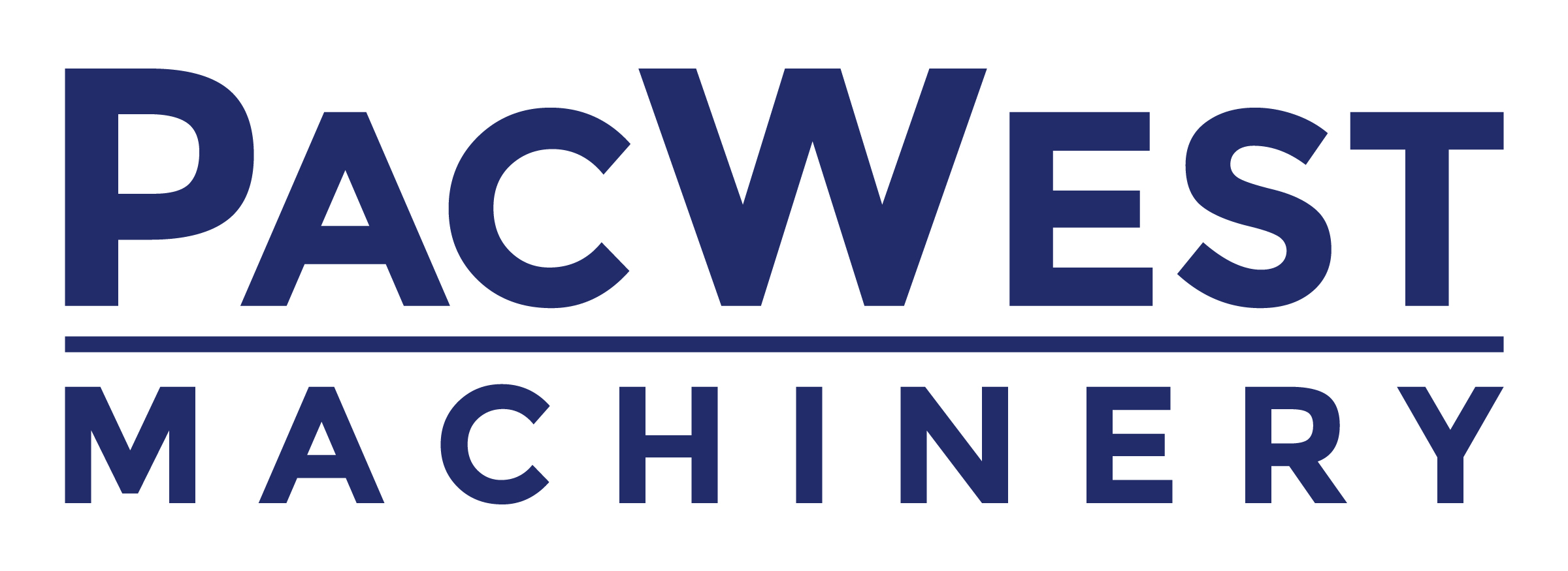 PacWest Machinery company logo