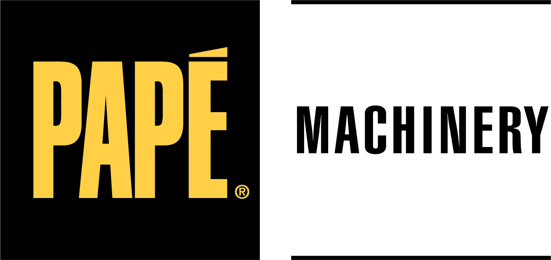 Pape Machinery company logo