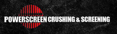 Powerscreen Crushing & Screening company logo