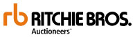 Ritchie Bros. Auctioneers company logo