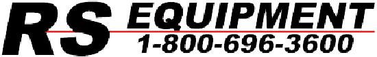 RS Equipment company logo
