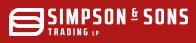 Simpson & Sons Trading LP company logo