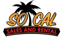 So Cal Sales and Rental company logo