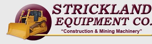 Strickland Equipment Co. company logo