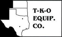 T-K-O Equipment Co. company logo