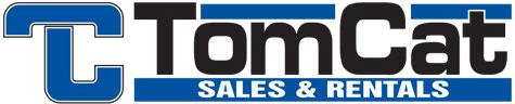 TomCat Sales & Rentals company logo
