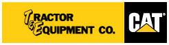 Tractor and Equipment CAT company logo