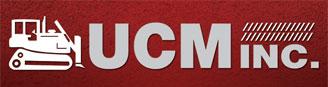 UCM, Inc. (Used Construction Machinery) company logo