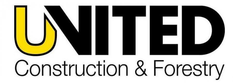 United Construction & Forestry company logo