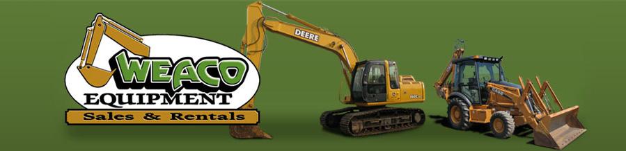 Weaco Equipment Sales & Rentals company logo