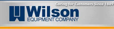 Wilson Equipment Company company logo