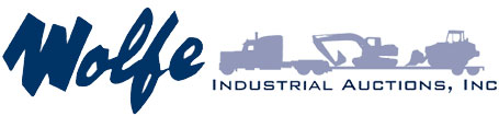 Wolfe Industrial Auctions company logo