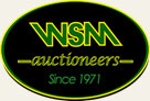 WSM Auctioneers company logo
